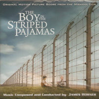 Album Cover of Horner, James - The Boy In The Striped Pajamas & To Gillian On Her 37th Birthday