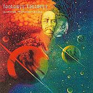 Album Cover of Fantasyy Factoryy - Paintings from Inner Space