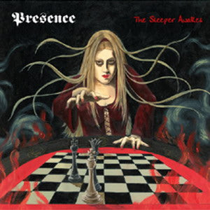 Album Cover of Presence - The Sleeper Awakes + Live (2CD)