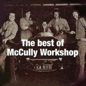 Album Cover of Best of McCully Workshop, The - The Best of McCully Workshop