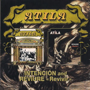 Album Cover of Atila - Intención & Reviure <Revivir>  (2 on 1 CD)