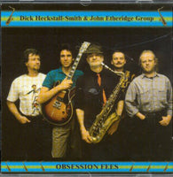 Album Cover of Heckstall-Smith,Dick - Obsession Fees