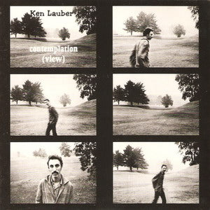 Album Cover of Lauber, Ken - Contemplation (View)  Digipak-CD