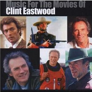 Album Cover of V.A. - Music for the Movies of Clint Eastwood