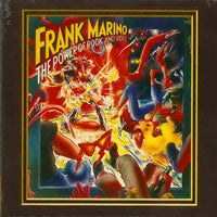 Album Cover of Marino, Frank - Power of Rock And Roll (Digipak)