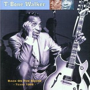 Album Cover of T-Bone Walker - Back on the Scene