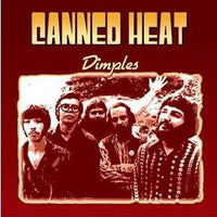 Album Cover of Canned Heat - Dimples