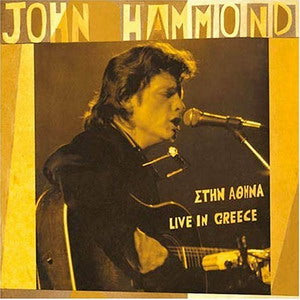 Album Cover of Hammond, John - Live in Greece
