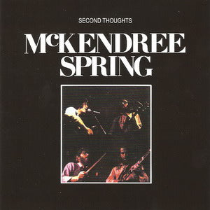 Album Cover of McKendree Spring - Second Thoughts + Bonus