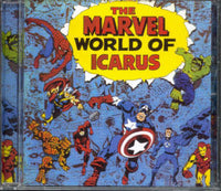 Album Cover of Icarus - The Marvel World Of Icarus