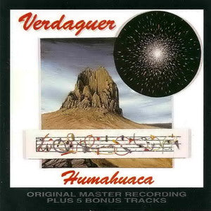 Album Cover of Verdaguer - Humahuaca
