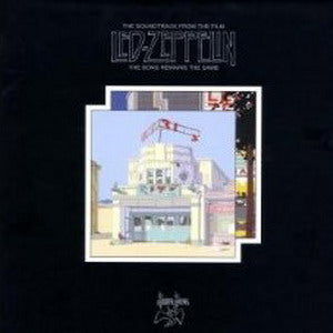 Album Cover of Led Zeppelin - Song Remains The Same (Japan paper sleeve CD)