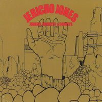 Album Cover of Jericho Jones - Junkies, Monkeys & Donkeys