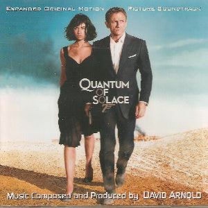 Album Cover of Arnold, David - Quantom Of Solace (James Bond 007)