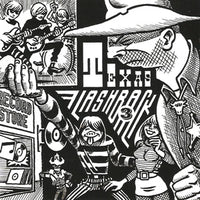 Album Cover of V.A. - Texas Flashback Vol.3  (60'Texas Psych/Punk-Sampler-CD)
