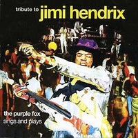 Album Cover of Purple Fox, The - Tribute To Jimi Hendrix