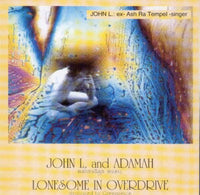 Album Cover of John L.+Adama - Lonesome in overdrive
