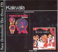 Album Cover of Kalevala - People No Names & Boogie Jungle