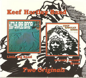 Album Cover of Keef Hartley Band - Little Big Band/Sevently Second (2 on 1 CD)  Digipak