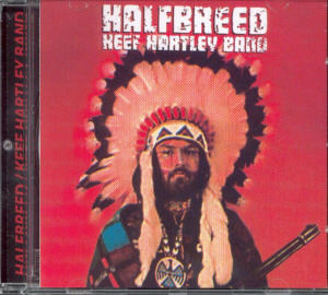 Album Cover of Keef Hartley Band - Halfbreed