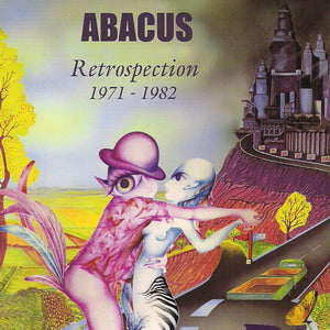 Album Cover of Abacus - Retrospection 1971-1982