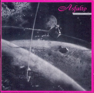 Album Cover of Asfalto - Asfalto