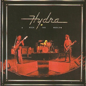 Album Cover of Hydra - Rock The World