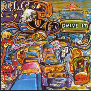 Album Cover of Lincoln St. Exit - Drive it + Bonus