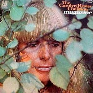 Album Cover of Carolyn Hester Coalition - Magazine  (Vinyl Re-issue)
