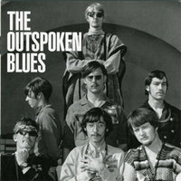 Album Cover of Outspoken Blues, The - The Outspoken Blues  + 2 Bonus by the Byrds