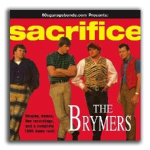 Album Cover of Brymers, The - Sacrifice  + Bonus