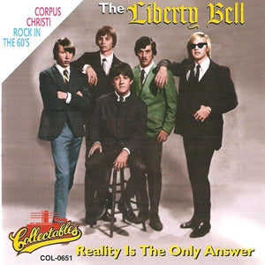 Album Cover of Liberty Bell, The - Reality Is The Only Answer