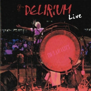 Album Cover of Delirium - Vibrazioni Notturne - Live  (Double-LP)