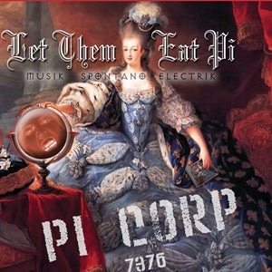 Album Cover of Pi Corp - Let Them Eat Pi  (LP Reissue)
