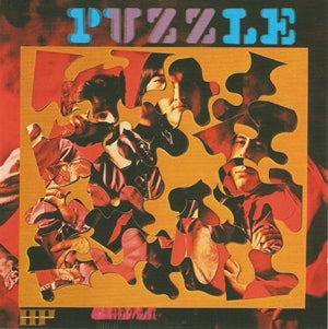 Album Cover of Puzzle - Puzzle