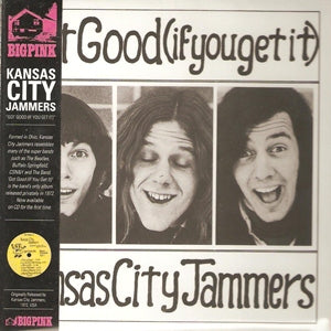Album Cover of Kansas City Jammers - Got Good  (If You Get It)   CD in Mini-LP Sleeve