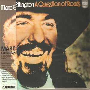 Album Cover of Ellington, Marc - A Question Of Roads  (Papersleeve-CD)