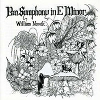 Album Cover of Nowik, William - Pan Symphony in E Minor