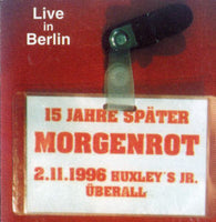 Album Cover of Morgenrot - Live in Berlin