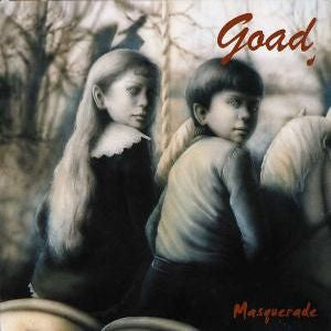 Album Cover of GOAD - Masquerade  (Double-Vinyl)