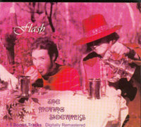 Album Cover of Moving Sidewalks - Flash + 5 Bonus Digipak ( remastered ! )