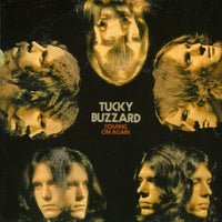 Album Cover of Tucky Buzzard - Coming On Again  + Bonus
