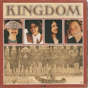 Album Cover of Kingdom - Kingdom
