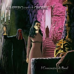 Album Cover of L'Impero Delle Ombre - I Compagni Di Baal  (CD)