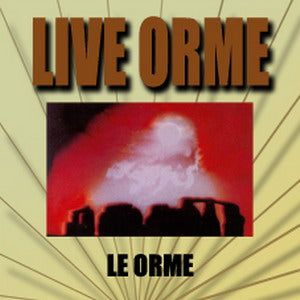 Album Cover of Le Orme - Live Orme   (Double-LP)