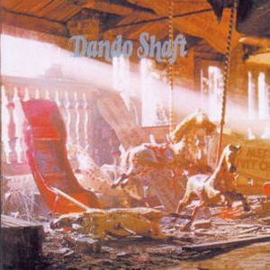 Album Cover of Dando Shaft - Dando Shaft   ( Vinyl )