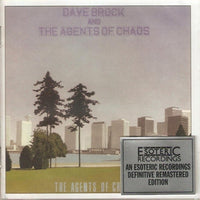 Album Cover of Brock, Dave and the Agents Of Chaos - The Agents Of Chaos  + Bonus