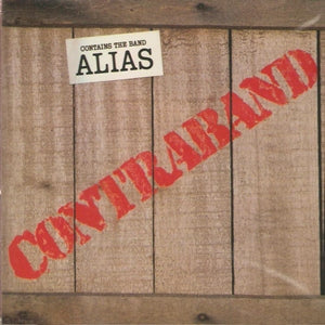 Album Cover of Alias  (feat. members of Lynyrd Skynyrd) - Contraband