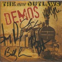 Album Cover of Outlaws - The new Outlaws - Demos (Limited Fan-Club Edition 2010)