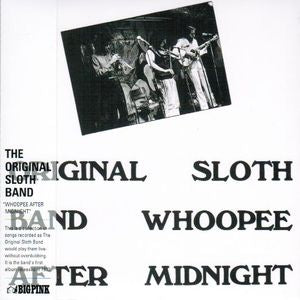 Album Cover of Original Sloth Band, The - Whoopee After Midnight (Papersleeve-CD)